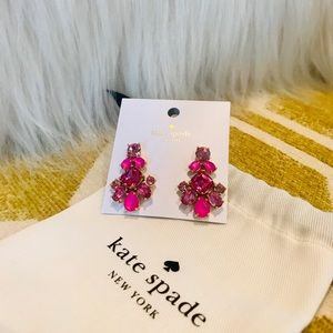 Kate Spade ♠️ Statement Earrings